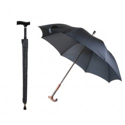 Palica vychádzková – dáždnik