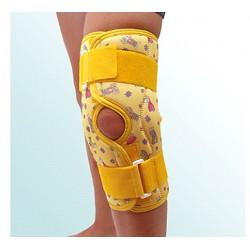Detské prevedenie - Ortéza OR7B kolenného kĺbu – krátka navliekacia/zapínacia