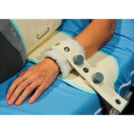 Popruhy na imobilitu nepokojných pacientov